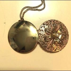 Essential Oil or Perfume Diffuser Necklace